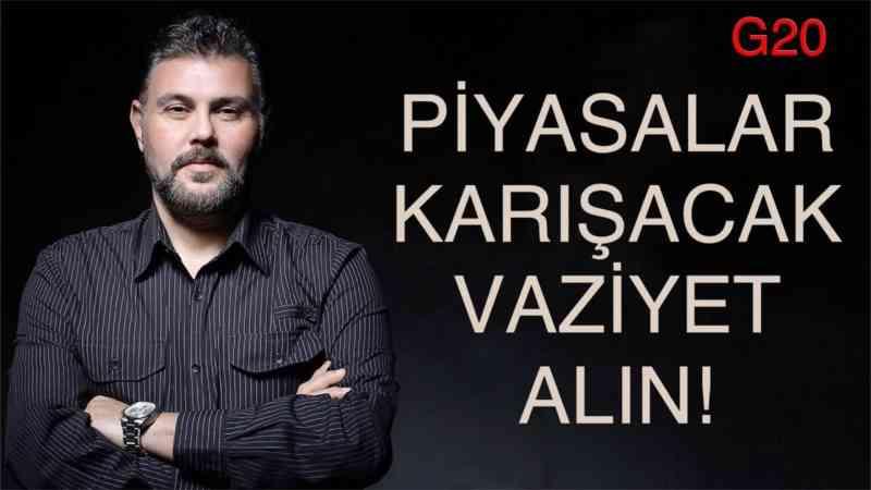 PİYASALAR KARIŞACAK VAZİYET ALIN! | MURAT MURATOĞLU