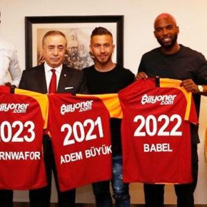 Galatasaray yeni transferlerine ne kadar ödeyecek?