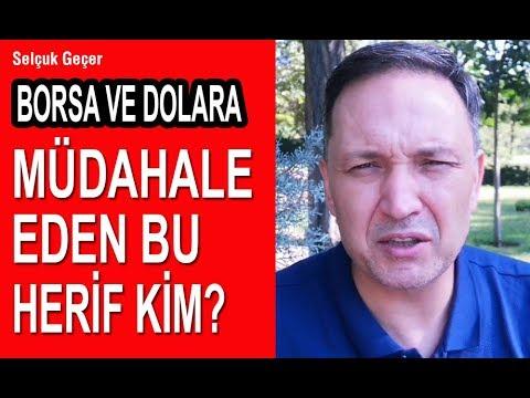 Dolar ve Borsaya Mühahale Eden Bu Herif Kim