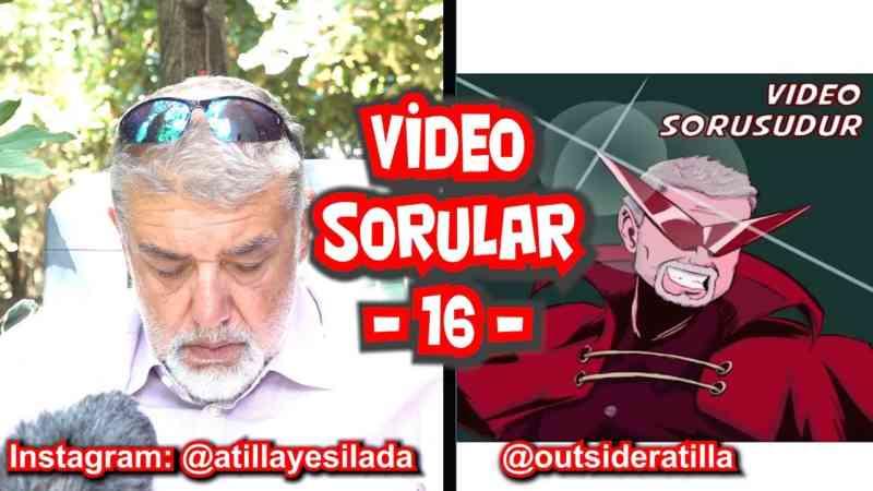 Video Sorular - 16