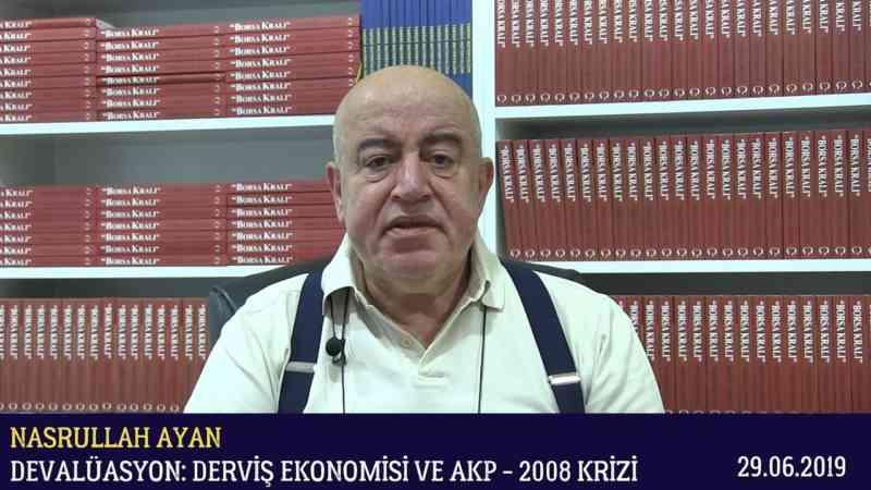 Devalüasyon: Derviş Ekonomisi ve AKP - 2008 Krizi