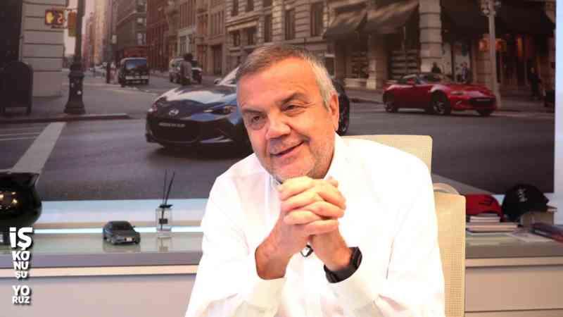 İş konuşuyoruz 24. bölüm: Mazda Türkiye Genel Müdürü Nurkan Yurdakul