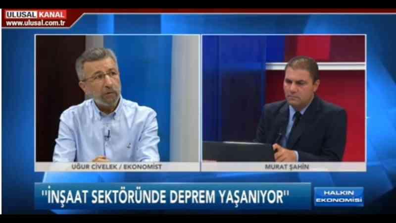 Halkın Ekonomisi- 17 Temmuz 2019- Uğur Civelek- Murat Şahin- Ulusal Kanal