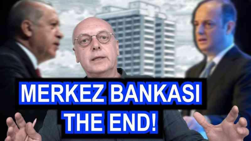 Merkez Bankası THE END!