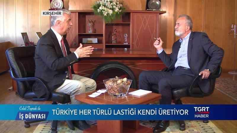 Yahya Ertem'den Celal Toprak ile İş Dünyası'na Önemli Açıklamalar 02.07.2019