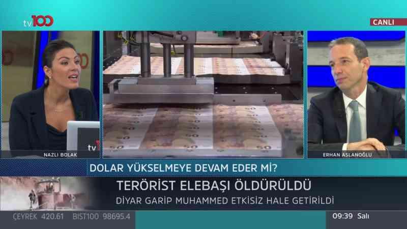 Parasal 1. Kısım 9 Temmuz 2019 - Nazlı Bolak - Erhan Aslanoğlu