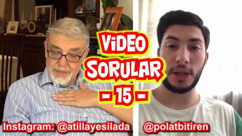 Video Sorular - 15