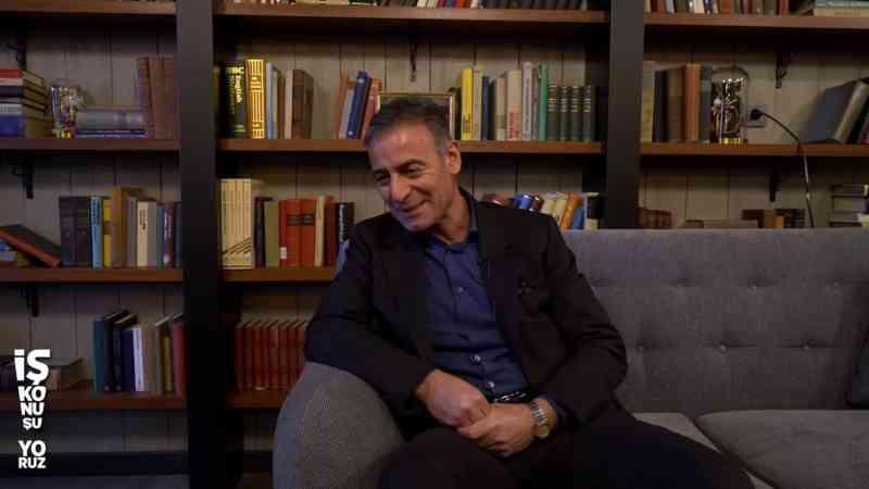 İş Konuşuyoruz 29. Bölüm: Caffe Nero'nun CEO'su Ahmet Şükrü Yanıkoğlu