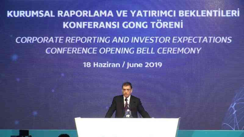 #Canlı 📡 | Entegre Raporlama Türkiye Ağı #ERTA #GongTöreni 🛎