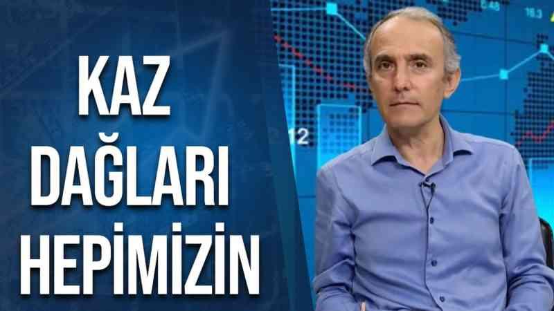 .Kaz Dağlarının Üstü ''Altın''dan Daha Değerli | Emin Çapa İle Gündem | 05.08.2019 | 1.Bölüm.