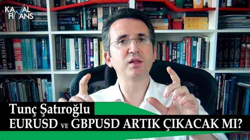 EURUSD ve GBPUSD Artık Çıkacak mı?