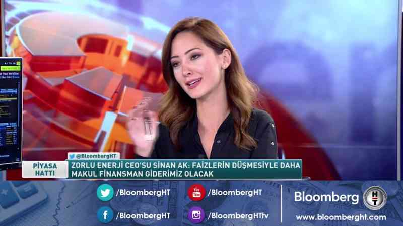 Özel Röportaj - Zorlu Enerji CEO'su Sinan Ak