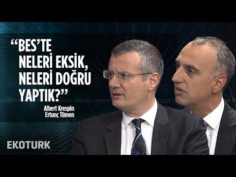 CFA Society İstanbul Hangi Araştırmaları Yapıyor? | Albert Krespin, Ertunç Tümen