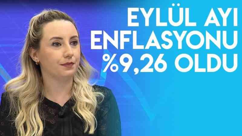 Eylül ayı enflasyonu %9,26 oldu l Parasal l 1.Kısım l 4 Ekim 2019 l Dr. Beyhan İncekara