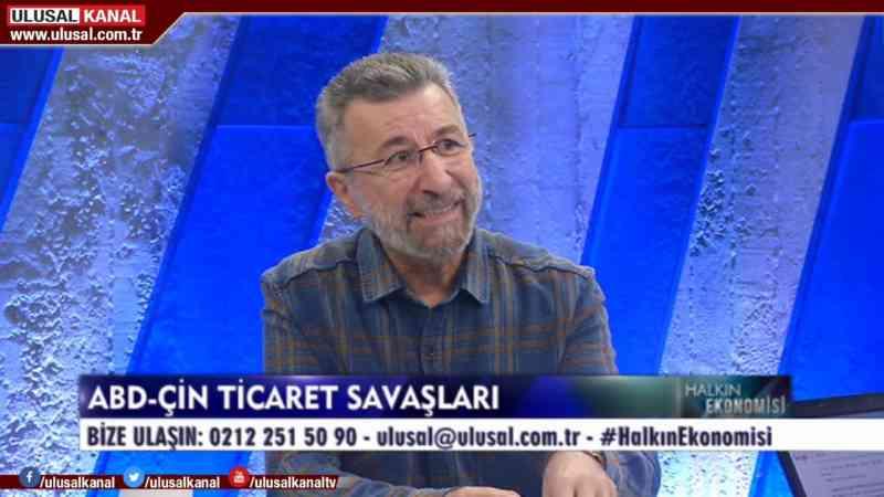 Halkın Ekonomisi- 20 Ekim 2019- Uğur Civelek - Mehmet Kıvanç Ulusal Kanal
