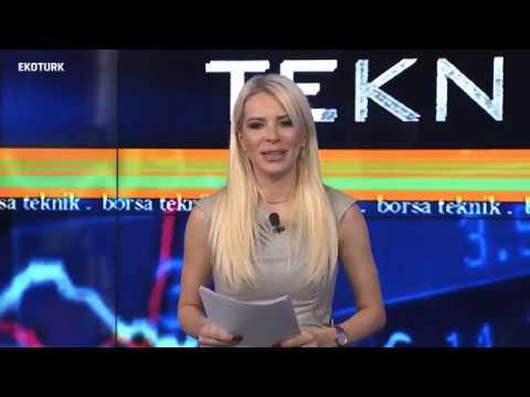 Borsa İstanbul'da hedef seviyeler neler?   Tufan Deriner, Veysel Ulusoy   22 Ekim 2019