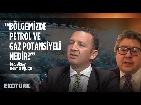 Türkiye, Enerji Ticaret Merkezi Olabilir mi? | Batu Aksoy, Mehmet Öğütçü | 28 Ekim 2019