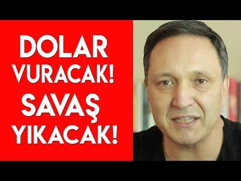 Dolar Vuracak Savaş Yıkacak !!!