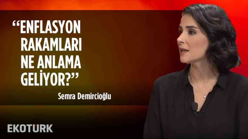 Enflasyon Sonrası Fiyatlamalar Ne Yönde?   Semra Demircioğlu   4 Ekim 2019