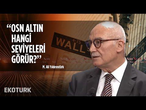Euro/Dolar'da Düşüş Devam Eder mi? | M. Ali Yıldırımtürk | 3 Ekim 2019