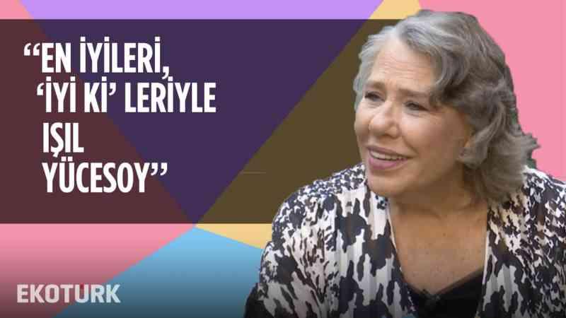Işıl Yücesoy, Sanatla Geçen 50 Yıl | Hande Kazanova
