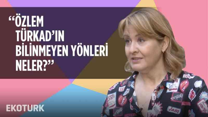 Seksenler'in Rukiye'si, Hande Kazanova'nın konuğu! | Özlem Türkad