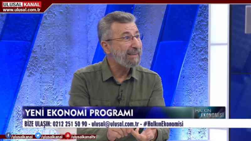 Halkın Ekonomisi- 6 Ekim 2019 - Uğur Civelek- Mehmet Kıvanç- Ulusal Kanal