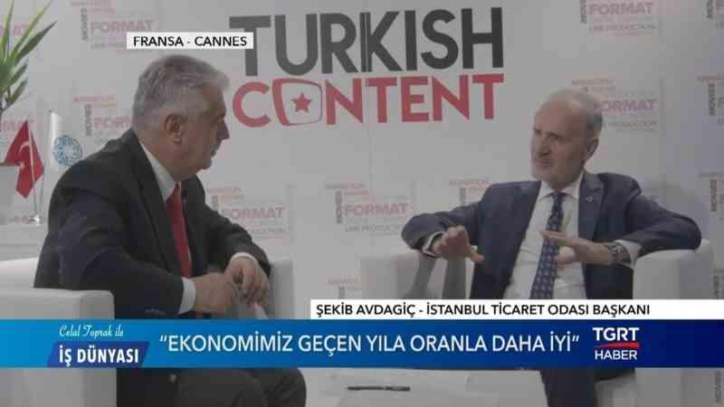 Türkiye Ekonomisine Güveniyor mu? - Celal Toprak ile İş Dünyası - 22 Ekim 2019