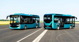 Karsan, Busworld Europe'da Atak Electric ve Jest Electric'i sergileyecek