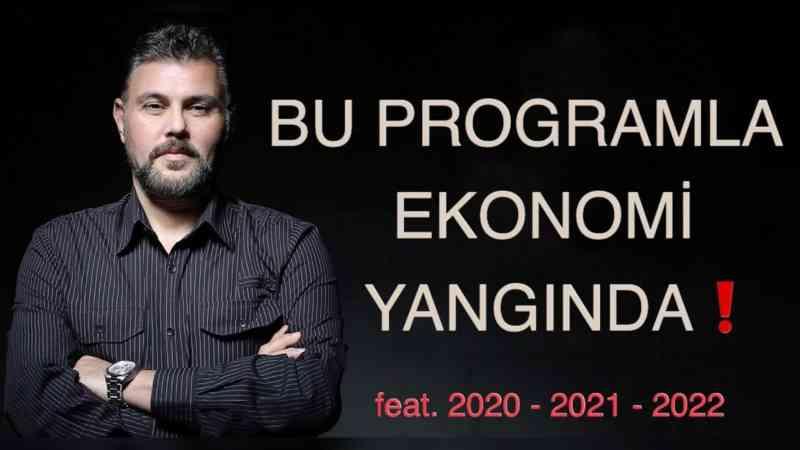 BU PROGRAMLA EKONOMİ YANGINDA! | MURAT MURATOĞLU
