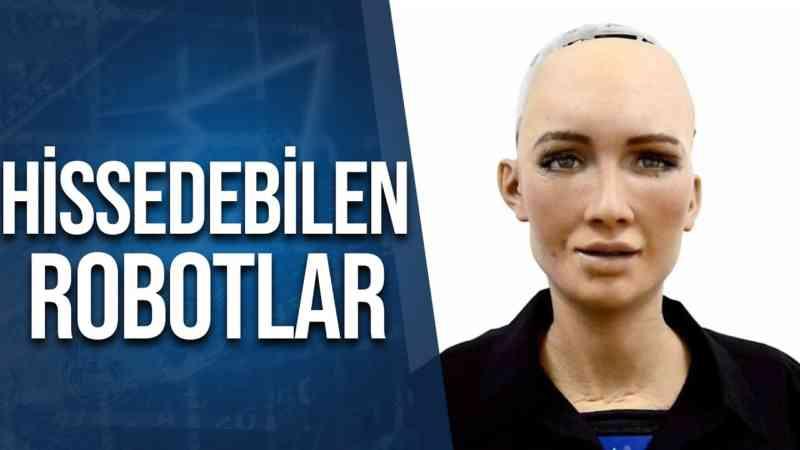 Robotlara Dokunma Hissi | Emin Çapa ile Gündem
