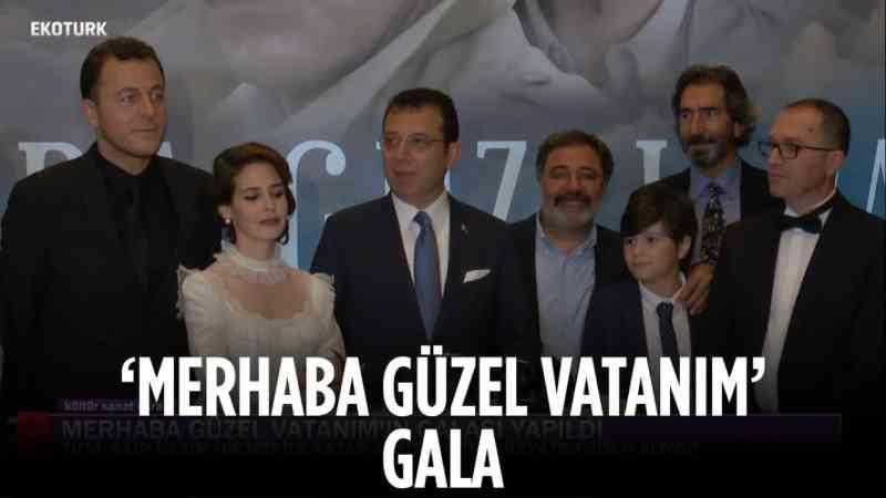 'Merhaba Güzel Vatanım' Film Ekibiyle Özel Röportaj | Gala