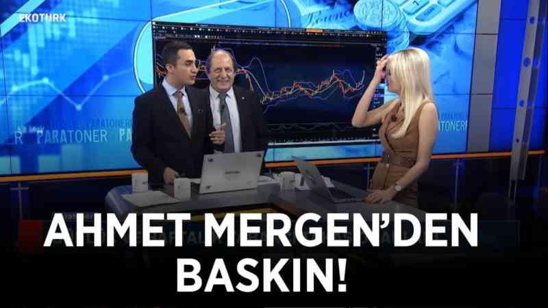 Ahmet Mergen, Murat Tufan ile Perihan Tantuğ'un yayınında yatırımcı psikolojisini yorumladı