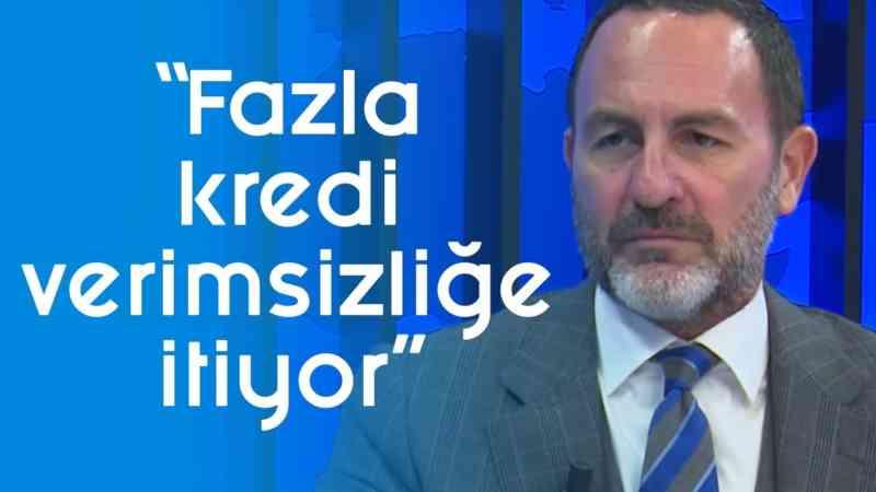 """""""Fazla kredi verimsizliğe itiyor"""" l Parasal l 1.Kısım l 1 Kasım 2019 l Prof. Dr. Emre Alkin"""