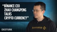 Binance CEO Changpeng Zhao in Ekotürk!