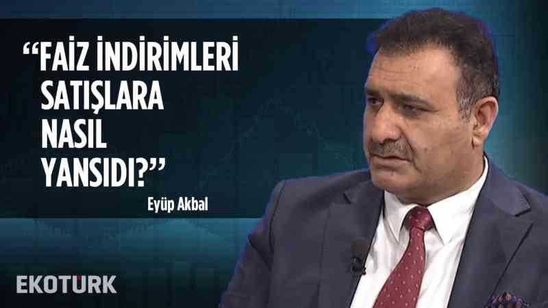Türkiye'de Konut Sektörü | Eyüp Akbal