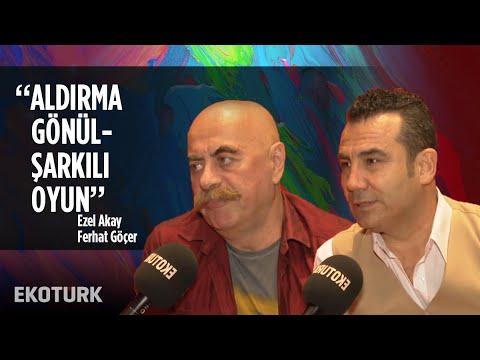 Sabahattin Ali'nin Hayatı 'Aldırma Gönül' Şarkılı Oyun | Ezel Akay & Ferhat Göçer