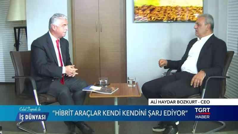 """""""Türkiye'de Her 5 Kişiden Birinin Otomobili Var"""" - Celal Toprak ile İş Dünyası - 12 Kasım 2019"""