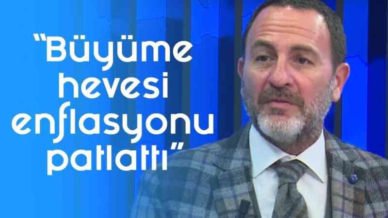 """""""Büyüme hevesi enflasyonu patlattı"""" Parasal l 1.Kısım l 5 Kasım 2019 l Prof. Dr. Emre Alkin"""