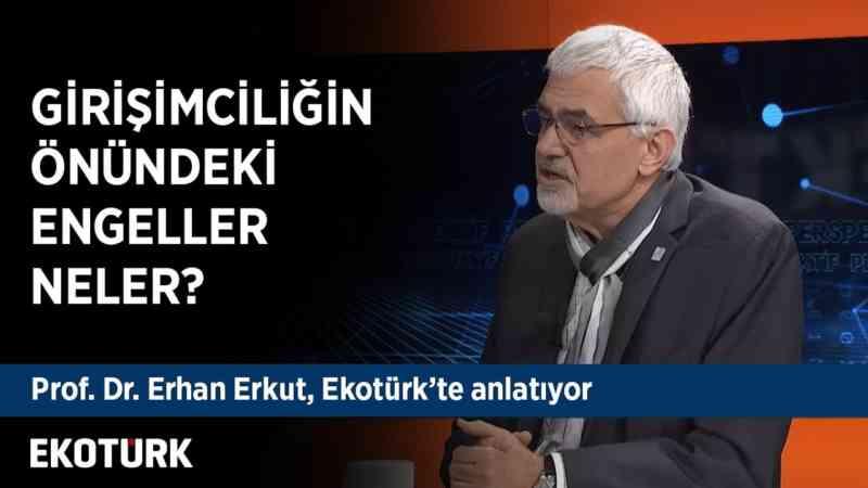 Türkiye'deki Gençlerin Kariyer Planlaması | Erhan Erkut, Nazmi Karyağdı | 22 Kasım 2019
