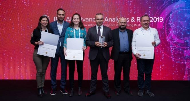 Doğuş Teknoloji'nin dijital dönüşüme sunduğu destek ödül getirdi