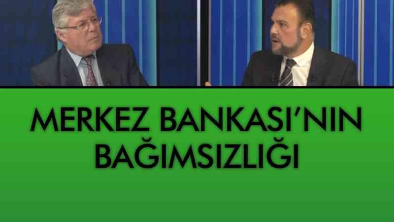 Merkez Bankası'nın Bağımsızlığı - Ekokritik (5 Kasım 2019)