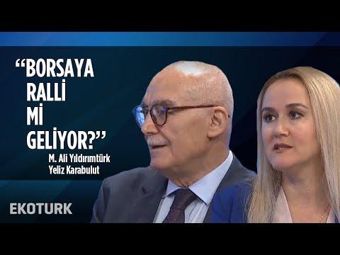 Gelişmeler Altını & Doları Nasıl Etkiler?   M. Ali Yıldırımtürk, Yeliz Karabulut   14 Kasım 2019