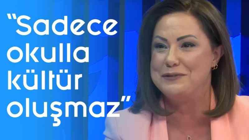 """""""Sadece okulla kültür oluşmaz"""" l Parasal l 2.Kısım l 5 Kasım 2019 l Ece Karaboncuk"""