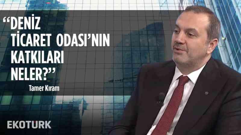Türkiye'de Denizcilik Eğitimi ve Liman İşletmeciliği | Tamer Kıram | Serpin Alparslan | 1 Ekim 2019