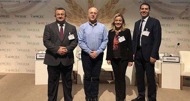 Yıldız Holding Sürdürülebilirlik Genel Müdürü Mutuş, 'Sürdürülebilir gelecek ideali uzun bir yolculuk'
