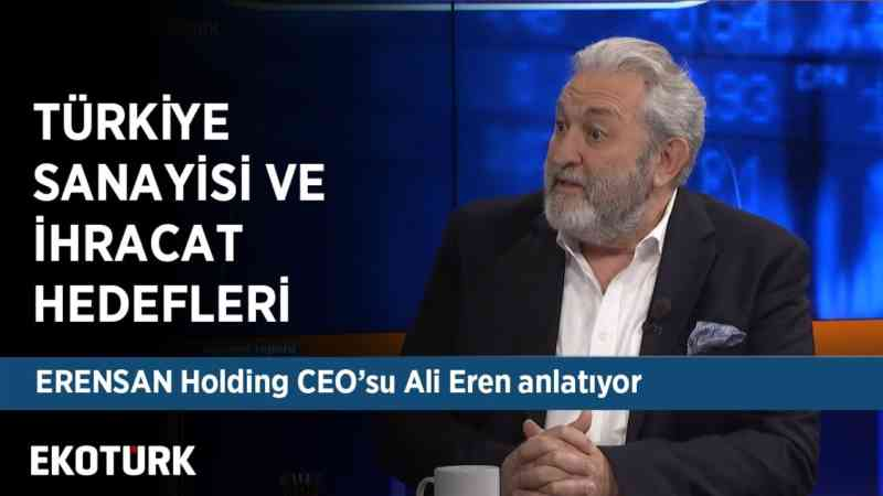 Türkiye'de İşsizlik Nasıl Önlenir? | Ali Eren | 21 Kasım 2019