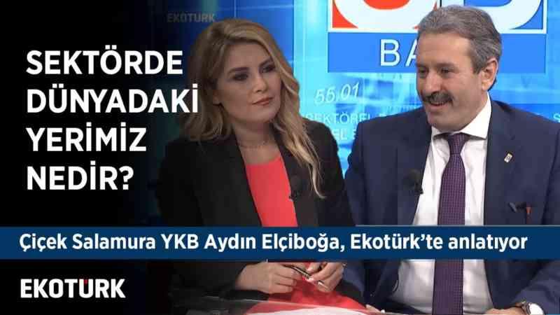 Salamura & Gıda Sektörü   Aydın Elçiboğa   Serpin Alparslan