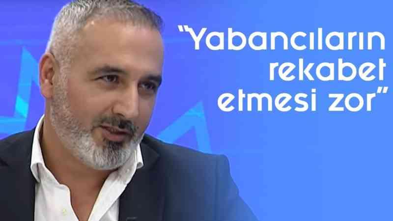 """""""Yabancıların rekabet etmesi zor"""" - Parasal - 19 Aralık 2019 - Hüseyin Aymutlu"""
