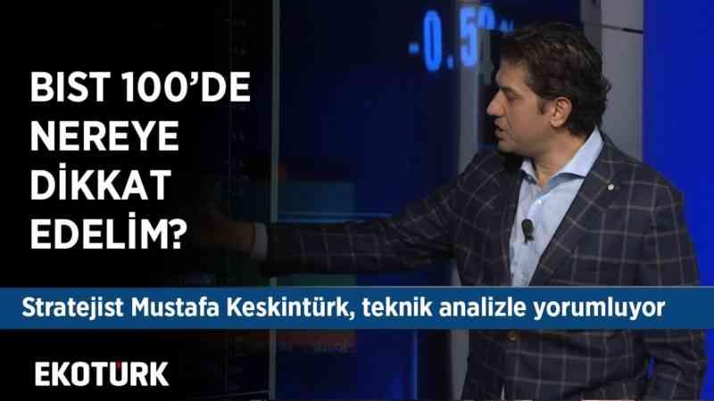 Bist100 & Dolar/TL & Altın Teknik Analizleri   Mustafa Keskintürk   17 Aralık 2019